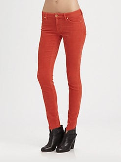 7 For All Mankind - Luxe Corduroy Skinny Jeans