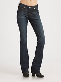 True Religion - Tony Slim Bootcut Jeans