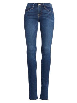 Karlie Mid-Rise Supermodel-Length Skinny Jeans