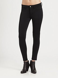 J Brand - Scuba Mid-Rise Leggings