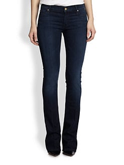 MOTHER - The Runaway Skinny Flared Jeans