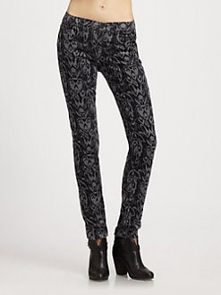 rag & bone/JEAN - Skinny Ikat Jeans