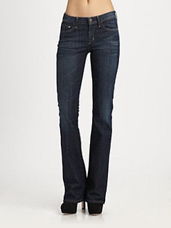 Citizens of Humanity - Galaxy Amber Flare-Leg Jeans