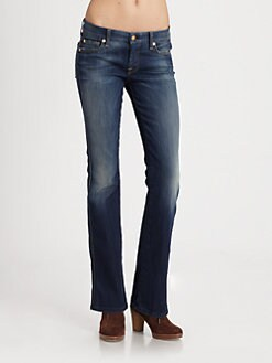 7 For All Mankind - Lexie A Pocket Jeans
