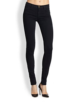 J Brand - Photo-Ready Stacked Super Skinny Jeans