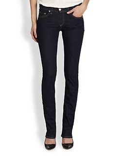 rag & bone/JEAN - Cigarette Jeans
