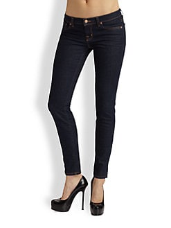 J Brand - 910 Ankle Length Skinny Jeans