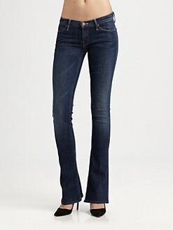 MOTHER - Runway Flare-Leg Jeans