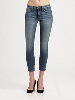 Joe's - The High Water Skinny Jeans
