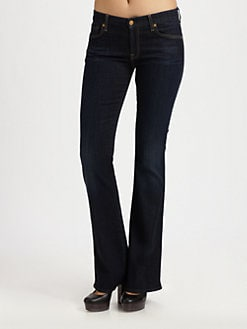 7 For All Mankind - Kimmie Bootcut Jeans