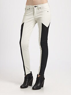 rag & bone/JEAN - Motocross Leggings