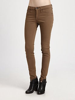 rag & bone/JEAN - Plush Twill Leggings