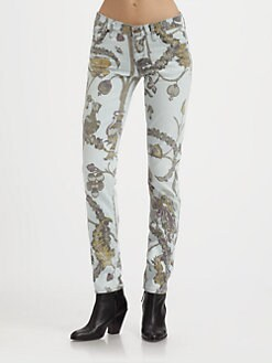 Citizens of Humanity - Ming Printed Skinny Jeans