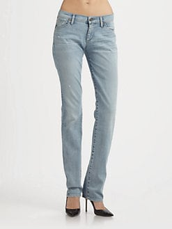 Citizens of Humanity - Ava Straight-Leg Jeans
