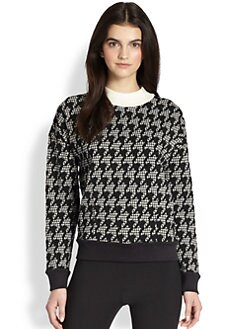 Theory - Juneau Paces Knit Top