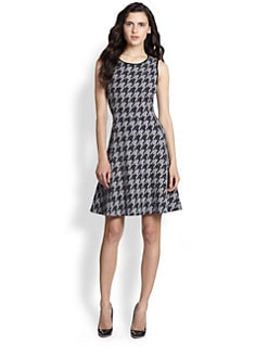 Theory - Nikay Porter Stretch Cotton Dress