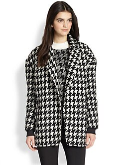 Theory - Danvey Brookline Coat