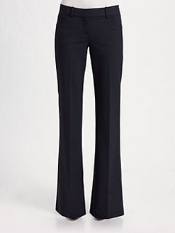 Theory - Max C Flare-Leg Pants