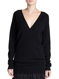 Theory - Cashmere Tunic Sweater