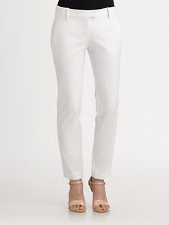 Theory - Sienna Cropped Pants