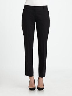 Theory - Testra Caledon Wool Pants