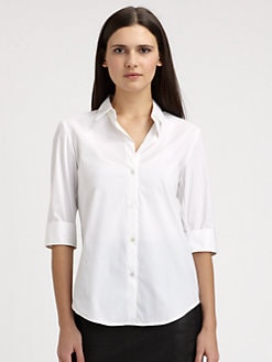 Theory - Dallisa S. Luxe Shirt