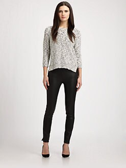 Theory - Belisa Danish Leather Pant