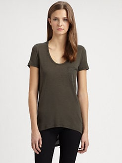 Theory - Rovita Awing Top