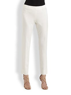 Theory - Belisa Cropped Pants