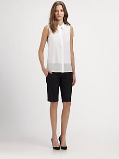 Theory - Marlee Luxe Shirt