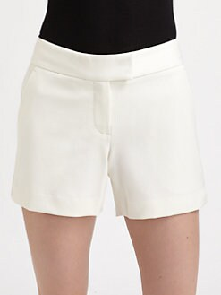 Theory - Lynie Stretch Shorts