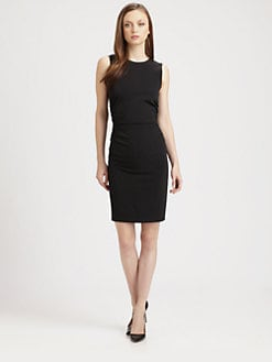 Theory - Elowen Ruched Dress