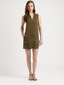 Theory - Wandu Silk Dress