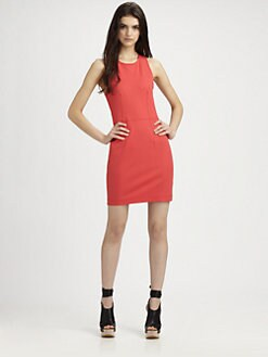 Theory - Diamita Sheath Dress
