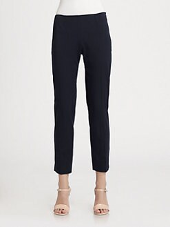 Theory - Belissa Cropped Pants