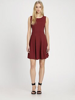 Theory - Fit-And-Flare Dress