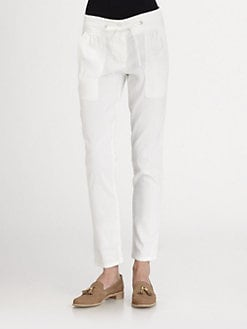 Theory - Sidonia Drawstring Pants
