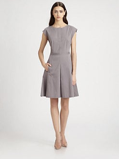 Theory - Aithne A-Line Dress