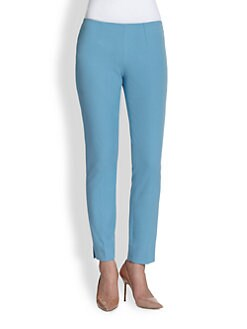 Theory - Belisa Basis Cropped Pants