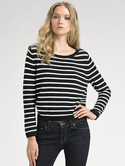 Theory - Zelphia Striped Sweater