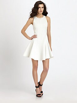 Theory - Ceela Flared Dress