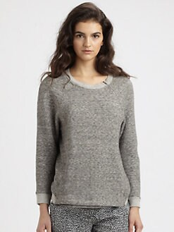 Theory - Sonan Heathered Sweater
