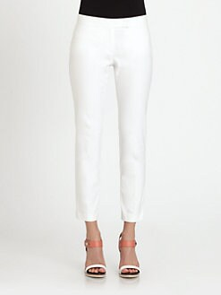 Theory - Leska Cropped Pants