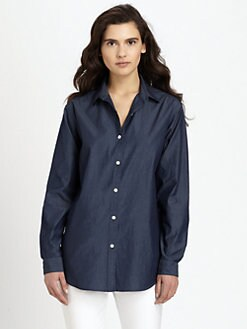 Theory - Rifna Denim Shirt