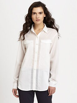 Theory - Bryne Blouse