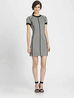 Theory - Nevassa Patterson Dress