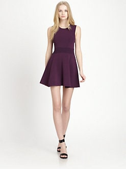 Theory - Dominay Ventura Dress