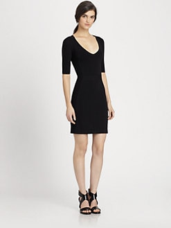 Theory - Julialynne Ventura Dress