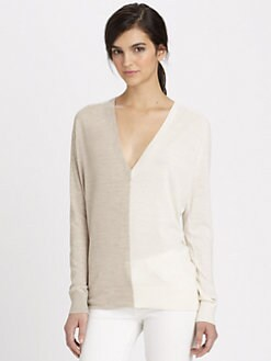 Theory - Adrianna Preen Merino Wool Sweater