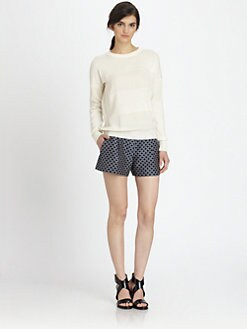Theory - Tollie Preen Sweater